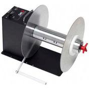 """LABELMATE enrouleur automatique W / bras de détecteur de Tension pour jusqu'à 10-1/2"""" W x 12"""" ø 3"""" Core Rolls"""