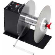"""Labelmate USA Automatic Rewinder w/ Tension Sensor Arm for Rolls Up To 6-1/2""""W & 12"""" Dia., 110-12V"""