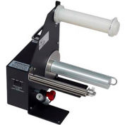 """Labelmate USA Automatic Label Dispenser for Up To 6-1/2"""" Width Labels, 11""""L x 10-1/2""""W x 14""""D, Black"""