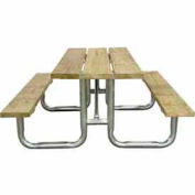 6 Ft. Wooden Picnic Table
