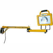 "Lind Equipment L41LED 38W LED Dock Light On 40"" Arm, 3500 Lumens, 5700K, 10' 18/3 cord"