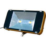 Lind Equipment LE975LED-FS Portable High Power Heavy-Duty Led Flood Light - 140W, Floor Stand