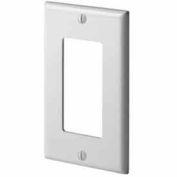 Leviton 80401-NW 1-Gang Decora/GFCI appareil Decora, Standard, blanc