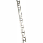 Louisville 36' Aluminum Extension Ladder - 300 Lb. Cap. - Type IA / Grade 1A - AE2236