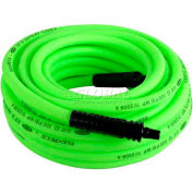 "Flexzilla® HFZ1250YW4 1/2""x50' 300 PSI Hybrid Polymer All Weather Air Hose"