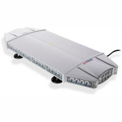 "Faucon vol extrême urgence LED Light Bar 27""- A-1337-orange/blanc"