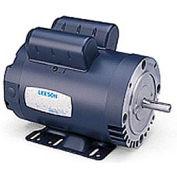 Leeson Motors - 5HP, 230V, 3450RPM, DP, Rigid C Mount, 1.0 S.F.