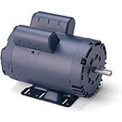 Leeson Motors - 1.5HP, 115/208-230V, 1740RPM, DP, Rigid Mount