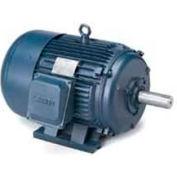 Leeson 170197.60, Premium Eff., 10 HP, 3525 RPM, 575V, 215T, TEFC, Rigid
