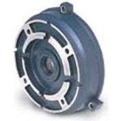 Leeson Motors 3-Phase IEC Metric Motor Flange Kit  ,C-Face (B14), 71 Frame, TEFC