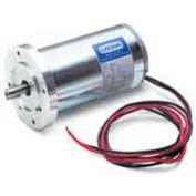 Leeson Motors DC Motor Low Voltage 1/8HP, 3000RPM, 56D, IP44, 12V, S1, 40C, 1.0SF, B14
