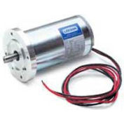 Leeson Motors DC Motor Low Voltage 1/15HP, 3000RPM, 56D, IP44, 90V, S1, 40C, 1.0SF, B14
