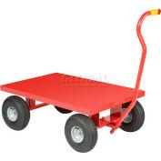 Petit Giant® en acier du pont Nursery Wagon Truck LW2436-10p-DSE - 36 x 24 pont 1200 lb Cap.