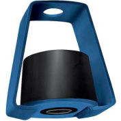 """LDS Rubber Vibration Isolation Hanger - 2""""L x 2-1/4""""W x 2-3/4""""H Red"""