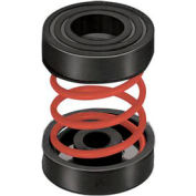 "Unhoused Simple Spring Mount - 2""L x 2""W x 2-3/4""H Red"