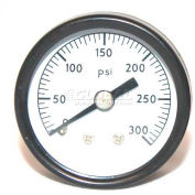 "Mitco P125-1m Pump Test Gauge, 0-30 Psi Pressure, 2"" Face"