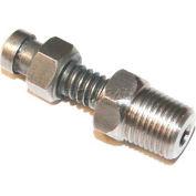 "Mitco P131-6m Steel Jiffy Bleed Valves W/Set Screw, 1/8""Npt"