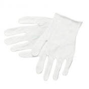 Gants d'inspection en coton, Memphis Glove 8610, 12 paires