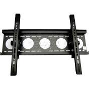 "Plasma TV/LCD Monitor Low-Profile Wall Mount Bracket For Monitor 30""- 50"" Black"