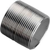 Po po X 1 1-1/2 304 inox Pipe Nipple - 16168 PSI - SCH. 40 - intérieur