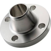 """316 Stainless Steel Class 300 Weld Neck Schedule 40 Bore Flange 8"""" Female"""