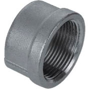 "Iso Ss 304 Cast Pipe Fitting Cap 4"" Npt Female - Pkg Qty 4"