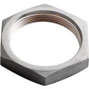"""ISO Ss 304 Cast Raccord écrou hexagonal 1-1/2"""" Npt femelle, qté par paquet : 25"""