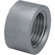 "Iso Ss 316 Cast Pipe Fitting Half Coupling 1/8"" Npt Female X Plain - Pkg Qty 100"
