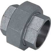 "MSS SS 304 Cast Pipe Fitting Union 3"" Socket Weld Female"