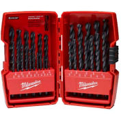 Milwaukee® 48-89-2802 29pc Thunderbolt® Black Oxide Drill Bit Set