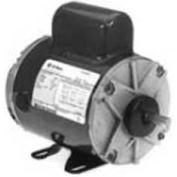 Marathon Motors Fan Blower Motor, K1487, 1/3HP, 1140/950RPM, 208-230/460V, 3PH, 56 FR, TENV