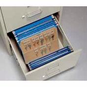 MMF STEELMASTER® 22 fichier clé tiroir du clavier 201502203 Beige