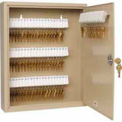 2019080KA03 armoire clés MMF STEELMASTER® Unitag™ 80 Keyed Alike sable