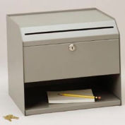 Steel Suggestion Box-Desk Size