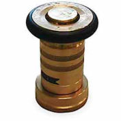 Heavy Duty Industrial Fog Nozzle - 1 In. NH - Brass
