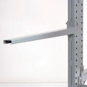 """Ne Rack d'équipement moderne 2HDSA30 Cantilever bras droit aucune lèvre (série 2000), 30"""" Long"""