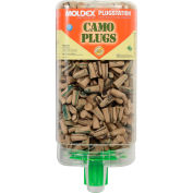 Moldex 6648 Camo Plugs® PlugStation® Earplug Dispensers, 500 Pairs/Dispenser