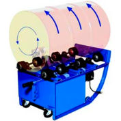 Morse® Portable Drum Roller 201VS-E3 - Variable Speed 10-24 RPM Explosion-Proof 3-Phase Motor