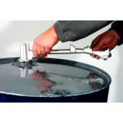 Morse® MORplug™ Drum Bung Plug Wrench 59SRZ - Spark Resistant Zinc Aluminum Alloy