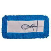 Vadrouille à attache Static-H, 5 po x36 po, bleue