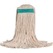 Cotton Pro Wet Mop - Cut End - Narrow Band - 20 oz.