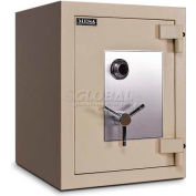 """Mesa Safe High Security Burglary Fire Safe MTLE2518 TL-15 - 2 Hr Fire Rated, 25""""W x 25-1/2""""D x 32""""H"""