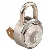Master Lock® No. 1525EZRCGRY General Security Simple Combination ADA Inspired Padlock - Grey