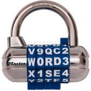 Master Lock® No. 1534D Password Plus™ Combination Lock - Pkg Qty 16