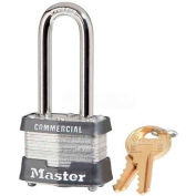 Master Lock® No. 3KALH General Security Laminated Keyed Alike Padlocks - Pkg Qty 6