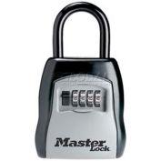 Master Lock® No. 5400D Portable 4-Digit Combination Keylock Box - Holds 1-5 Keys
