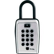 Master Lock® No. 5422D Push Button Portable Lock Box - Set-Your-Own Combination