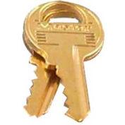 Master Lock® No. K1525 Control Key For No. 1525