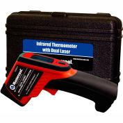 Thermomètre infrarouge de 52224-CC Mastercool® w / double Laser
