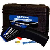 Mastercool® 52225-A double Temp Plus thermomètre infrarouge